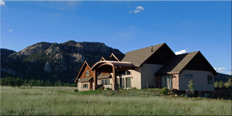 Dallman Construction, Estes Park, Colorado 80517. General contractor and builder of new homes, Additions, remodels & restorations.