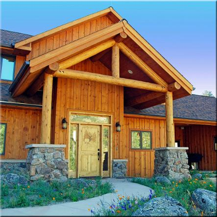 Estes park colorado s home builder contractor for Home builder contracts